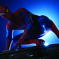 Fly in the ointment: Andrew Garfield plays Peter Parker and his alter-ego Spider-Man in a reboot of the franchise, which comes exactly 10 years after the first of three Spidey films that starred Tobey Maguire. | © 2011 Columbia Pictures Industries, Inc. All Rights Reserved.