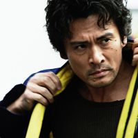 I hear dead people: Consumed by grief for his murdered wife, detective Yoshio Kuraishi (Masaaki Uchino) is marked by his compassion for the dead in 'Rinjo: Gekijoban (The Last Answer).' | © 2012 THE LAST MESSAGE Production Committee