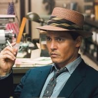 Drinking buddies: Writer Hunter S. Thompson was persuaded to publish his novel 'The Rum Diary' by actor Johnny Depp (seen here playing the story's lead, Paul Kemp, in the film adaptation of the book). | © 2011 GK FILMS, LLC. ALL RIGHTS RESERVED