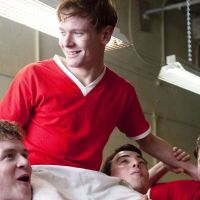 Busby's babes: The team come together in 'United.'   © WORLD PRODUCTIONS (UNITED) LIMITED MMX1