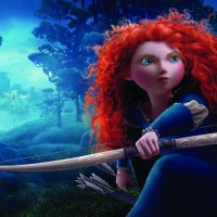 Brave heart: Princess Merida must make amends with her mother for the sake of all of medieval Scotland in 'Brave,' the latest release from Pixar — which is the CG animation house's first to feature a female lead. | © DISNEY / PIXAR All rights reserved