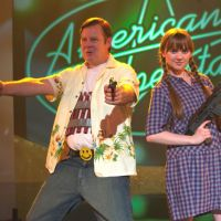 Violence for values: Frank (Joel Murray) and Roxy (Tara Lynne Barr) unleash their frustration at America's cultural devolution with a well-meaning killing spree in 'God Bless America.' | © Darko Entertainment, LLC 2011