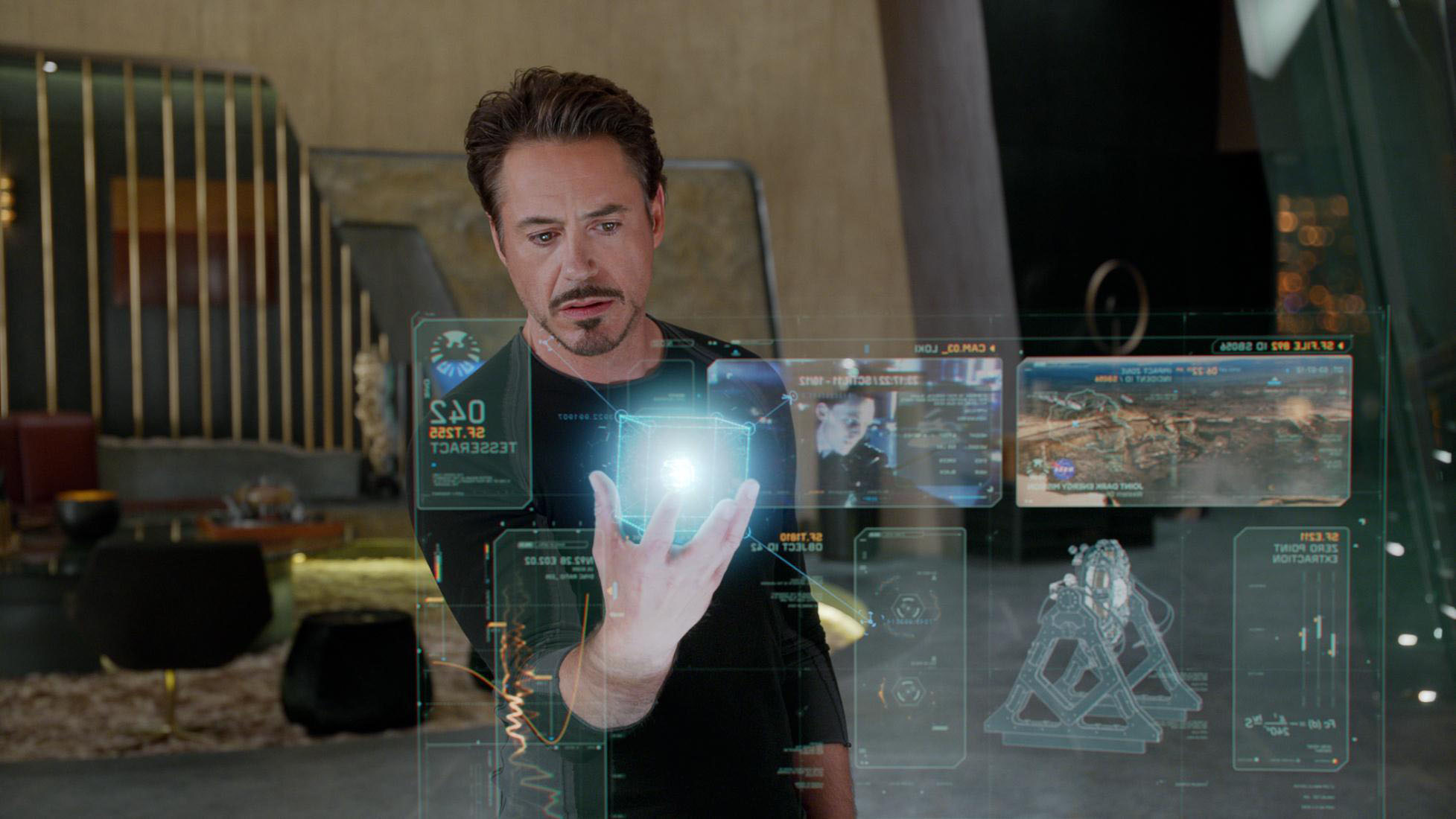 Robert Downey Jr., Scarlett Johansson back to save the world in 'The Avengers'