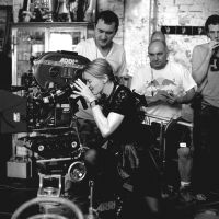 Into a groove: Madonna goes behind the camera to direct her new film, 'W.E.'   The pop star also cowrote the script and was one of the film's producers. | © 2011 W.E. COMMISSIONING COMPANY LIMITED. ALL RIGHTS RESERVED.