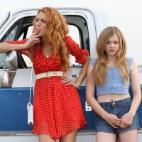 Partners in crime: Drugged-out grifter Glenda (Blake Lively, left) takes 13-year-old truant Luli (Chloe Grace Moretz) under her wing in 'Hick.' | © 2011 BY HICK PICTURE COMPANY LLC. All Rights Reserved.
