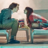 Sparks fly: Zoe Kazan (right) is a male fantasy brought to life by struggling writer Paul Dano (Calvin Weir-Fields, left) in 'Ruby Sparks.' | © 2012 Twentieth Century Fox