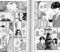 Long popular in Japan, 'Kami no Shizuku' is now being translated into French as 'Les Gouttes de Dieu.'   © GLENAT