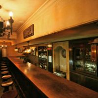 Bar keep: Ginza's Lupin has been serving drinks, legally or not, for over 80 years.