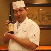 Brown rice befits chef's cake, beer