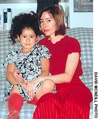 Jessica Lankaster and her daughter, Romy, have found out the hard way how Japan's legal system fails to protect single mothers.