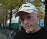 Animal-Rights campaigner Ric O'Barry, who blames a media 'blackout' in Japan for hiding the facts.