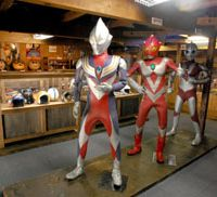 Ultraman the hero ... again!