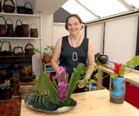 Odile Lundy: Learning the sublime ikebana lessons of nature