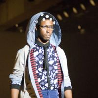 mercibeaucoup: Hoods and a riot of colors for the chaps | GIANNI GIOSUE
