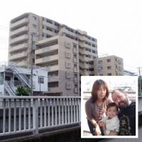 Cost-benefits: 'We wanted the stability and lowered costs of ownership,' says Marc, who bought a condo in Itabashi Ward, Tokyo (above), for 36 million yen in 2004.