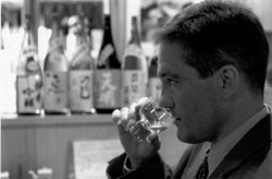 A nose that knows: John Gauntner is widely considered the leading English-speaking expert on nihonshu (sake). The author of five books, he has been awarded the title kikizake meijin (accomplished sake taster) three times over for accuracy in sake tasting. | COURTESY OF JOHN GAUNTNER