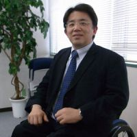 Wheelchair pioneer out to change public perceptions