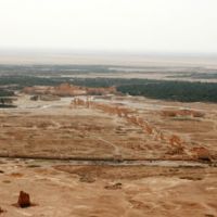 Desert rose: Situated at a natural oasis, ancient Palmyra was a major trading post for Silk Road merchants.