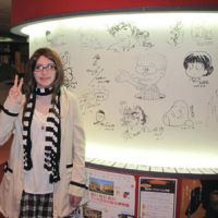 Aspiring animator comes to Japan to chase her dreams