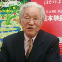 A-lister: Tadao Sato pictured during his recent JT interview.   EDAN CORKILL PHOTO