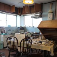 Trashed: An exhibit at the Awaji Island museum re-creates a local kitchen after the Great Hanshin Earthquake of 1995.