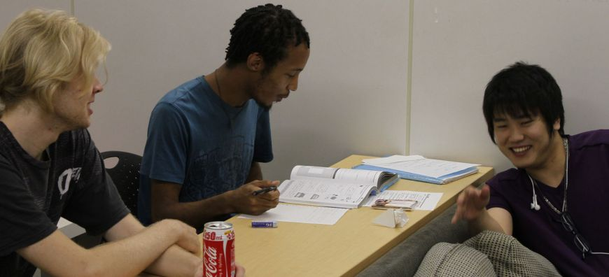 Foreign students back but numbers look likely to fall
