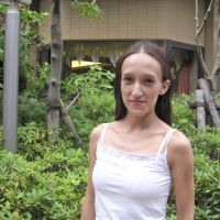 Hulbert poses outside a rehearsal studio in Shinjuku during a recent interview. | KRIS KOSAKA