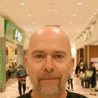 Russ, 56, Sales and marketing (American) No, I haven't changed anything really. I just took a vacation in Fukushima, as a matter of fact. The only thing that I can think of is I have continued to drive less since the gasoline shortages.