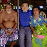 NPO's projects seek to help Tuvaluans facing global warming issues
