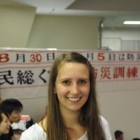 Pauline Kustermans, Law student, 21 (Belgian)