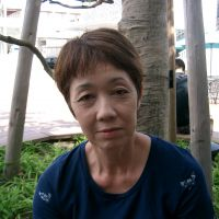 Mayumi Ota, Housewife, 54 (Japanese) I enjoyed watching the men's and women's badminton matches because I have been playing the game for a long time. Both the men's and women's teams did a good job.