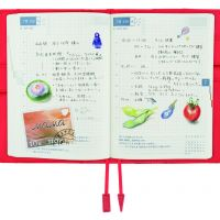 Delicious days: The Hobonichi Techo daily planner. | HOBO NIKKAN ITOI SHINBUN