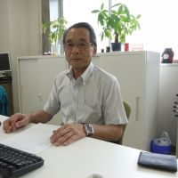 Squaring off: Shinji Kase is head of food co-op Nanohana Seikyo, which is suing Tepco in a case slated for a Nov. 27 hearing at the Chiba District Court. | TOMOKO OTAKE