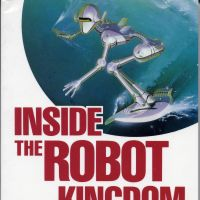 Robo-soc: Schodt's 1988 book hailed Japan's robo-tech, but he was sad to see no robots could help after 2011's nuclear meltdowns. | COURTESY OF FREDERIK SCHODT