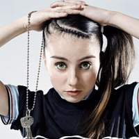 Lady Sovereign plays at Springroove on Saturday