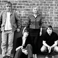 Lee Ranaldo, Thurston Moore, Kim Gordon and Steve Shelley (left to right) of Sonic Youth are touring Japan with Vooredoms next week.