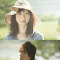 Outdoor types: Kaori Mochida and Ichiro Ito of Every Little Thing catch some fresh air at a photo shoot
