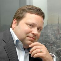 Unlikely star: Singer Paul Potts rose to fame after winning a TV talent contest last year.