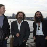 Old hands: Australian instrumental group Dirty Three curated an All Tomorrow's Parties event in their native Australia.