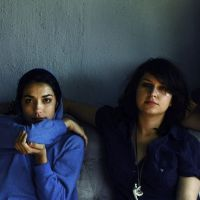 L.A. style: The members of Warpaint (from left): Emily Kokal, Jenny Lee Lindberg, Stella Mozgawa and Theresa Wayman, have honed their style over time. Japan audiences can expect new twists on their songs when they perform at this month's Fuji Rock Festival.