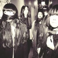 Psychedelic conversion: Bo Ningen (from left: Yuki Tsujii, Kohhei Matsuda, Akihide 'Mon-chan' Monna and Taigen Kawabe) believe they have the ability to appeal to a broad range of music fans. | TOM ROELOFS
