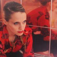 Big voice: Anna Calvi's influences come from a variety of places. MAISIE COUSINS