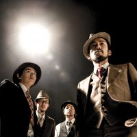 Tension mounts: Saitama funk band Mountain Mocha Kilimanjaro will make its third Fuji Rock appearance this month, after a range of overseas dates and with a new album to promote. | YUSUKE KITAMURA