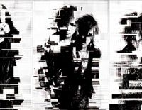 Let's get visual: the GazettE consists of (from left) Aoi, Reita, Ruki, Kai and Uruha (all of whom go by one name). Their new album, 'Division,' takes their brand of visual-kei in a more electronic direction.