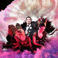 Kevin Richardson brings Broadway to Japan in 'Chicago.'