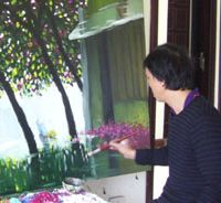 Vietnamese Impressionist solo exhibition to aid charities