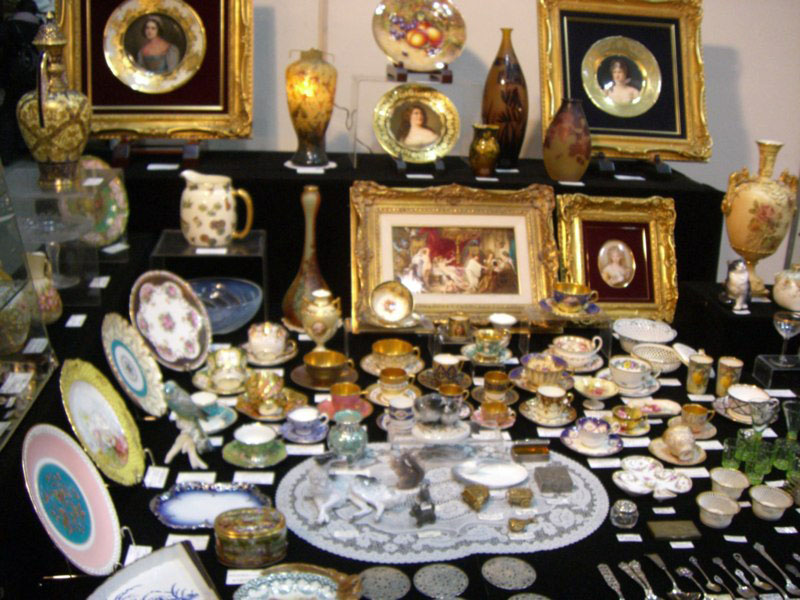 Japan's antiques in one place