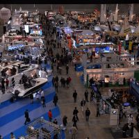 Boat show stresses awareness