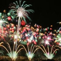 Work it: The city of Tsuchiura hosts a massive fireworks contest next weekend, but tickets should be purchased in advance if you want a seat. | COPYRIGHT © CITY OF TSUCHIURA