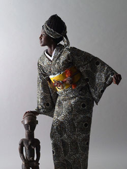 Image result for what is African kimono